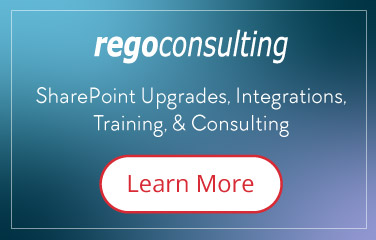 SharePoint Upgrades, Integrations, Training, & Consulting