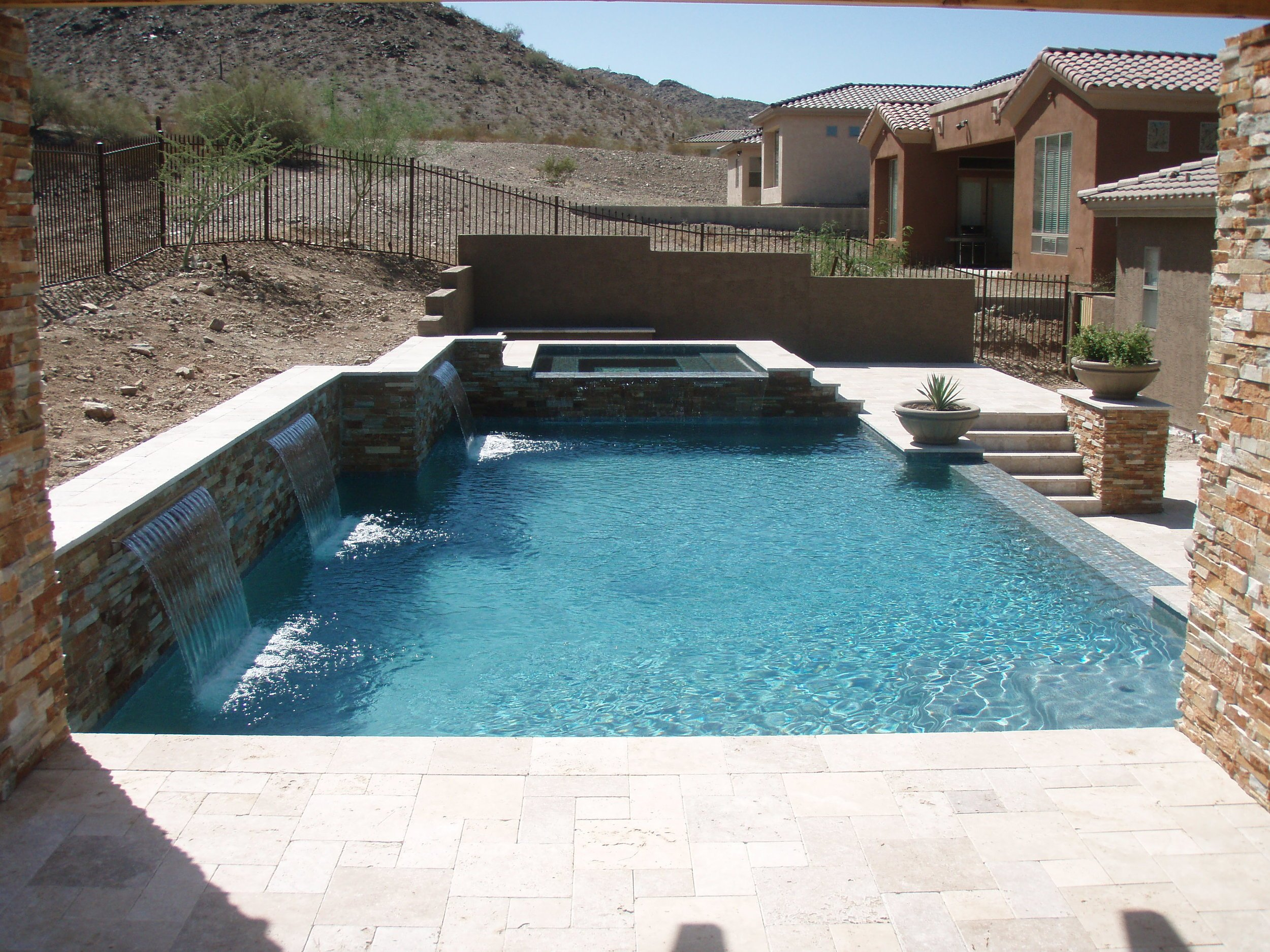 swimming pool building requirements for the city of phoenix