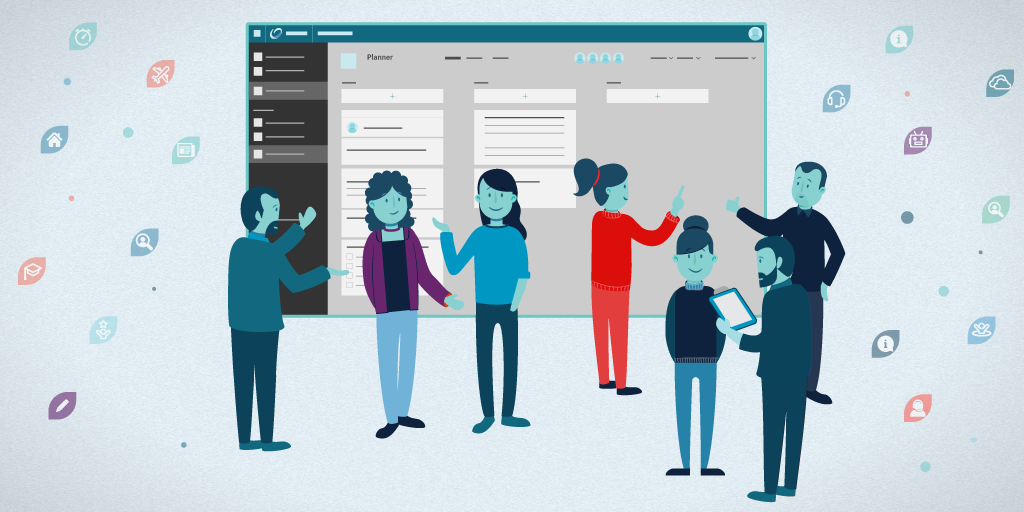 Do you want your digital workplace project to be a success? Develop your user adoption plan in a timely manner!