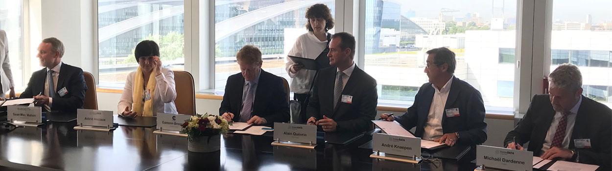 Cegeka oversees digital transformation of EUROCONTROL