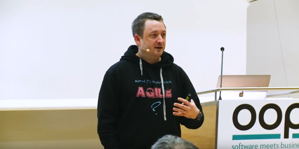 """""""Skalierte agile Softwarearchitektur – mit Vision zum Erfolg"""""""