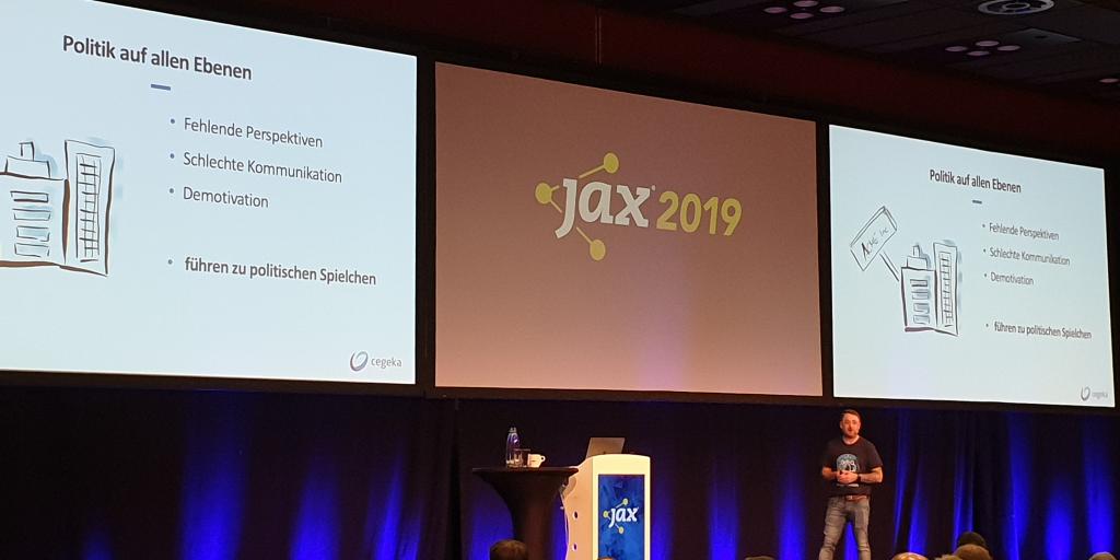 JAX 2019: Die Organisation schlägt zurück