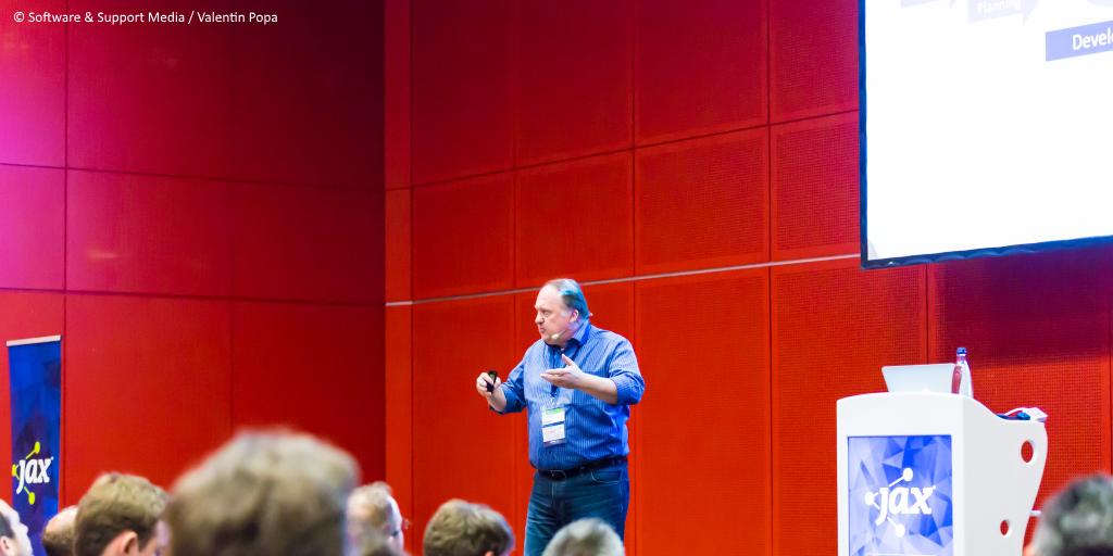 JAX 2018: Agile Methoden in klassischen Unternehmensorganisationen