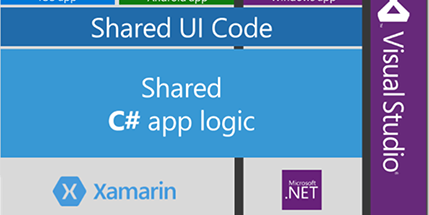 Developing time report app using Xamarin forms