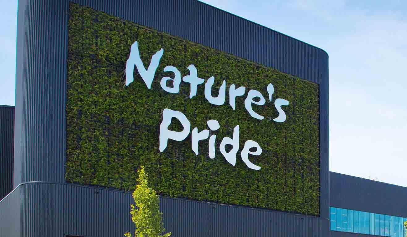Fruit and vegetable supplier Nature's Pride chooses Cegeka