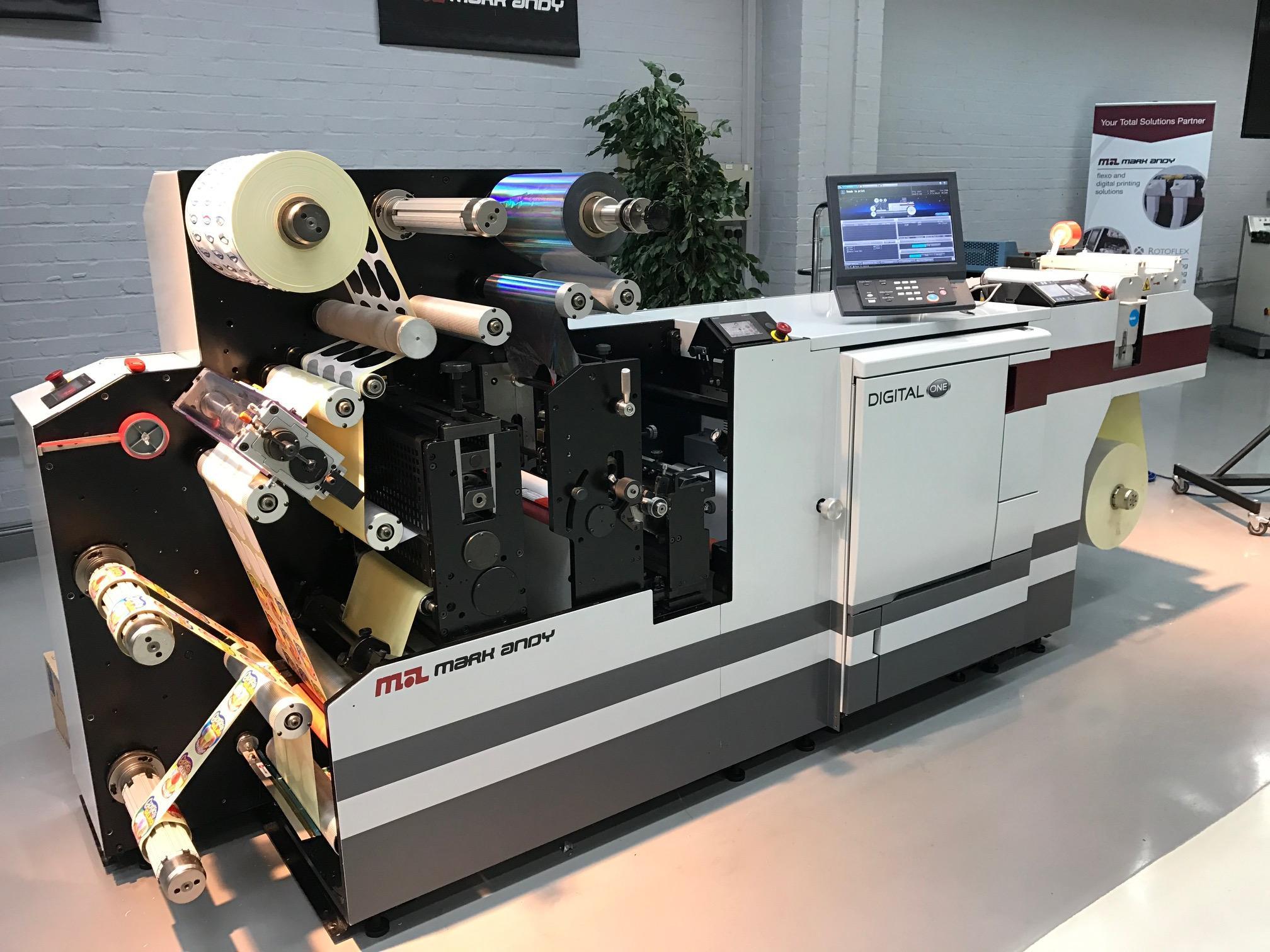 Custom Printed Products Brings Digital In-House