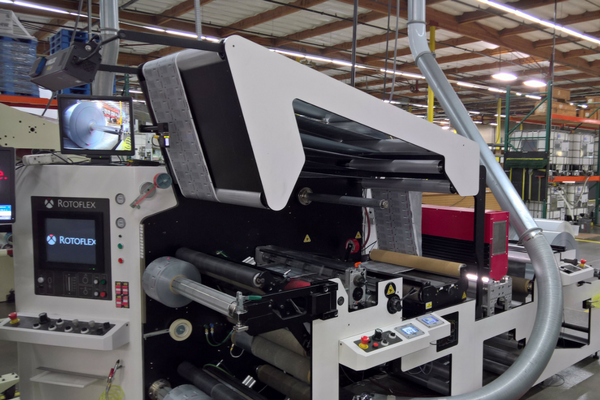 Label Technology Acquires Equipment to Support Flexible Packaging Production