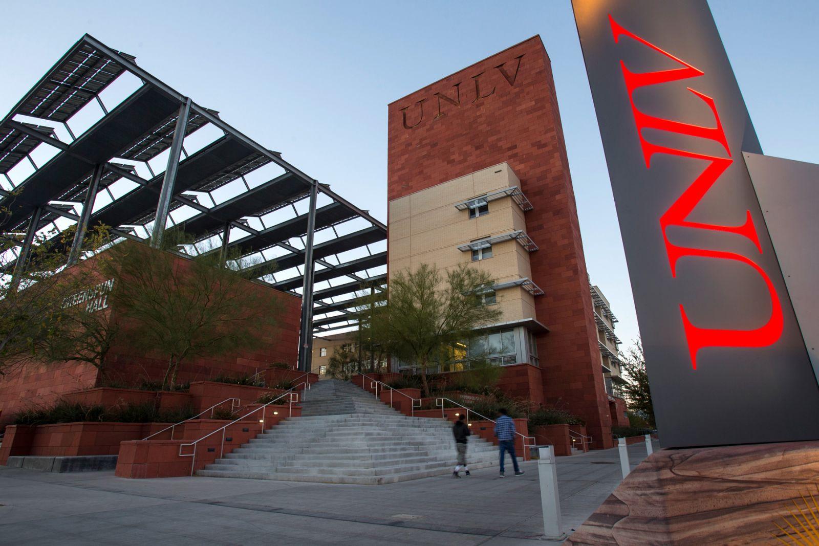 UNLV-building_Las-Vegas