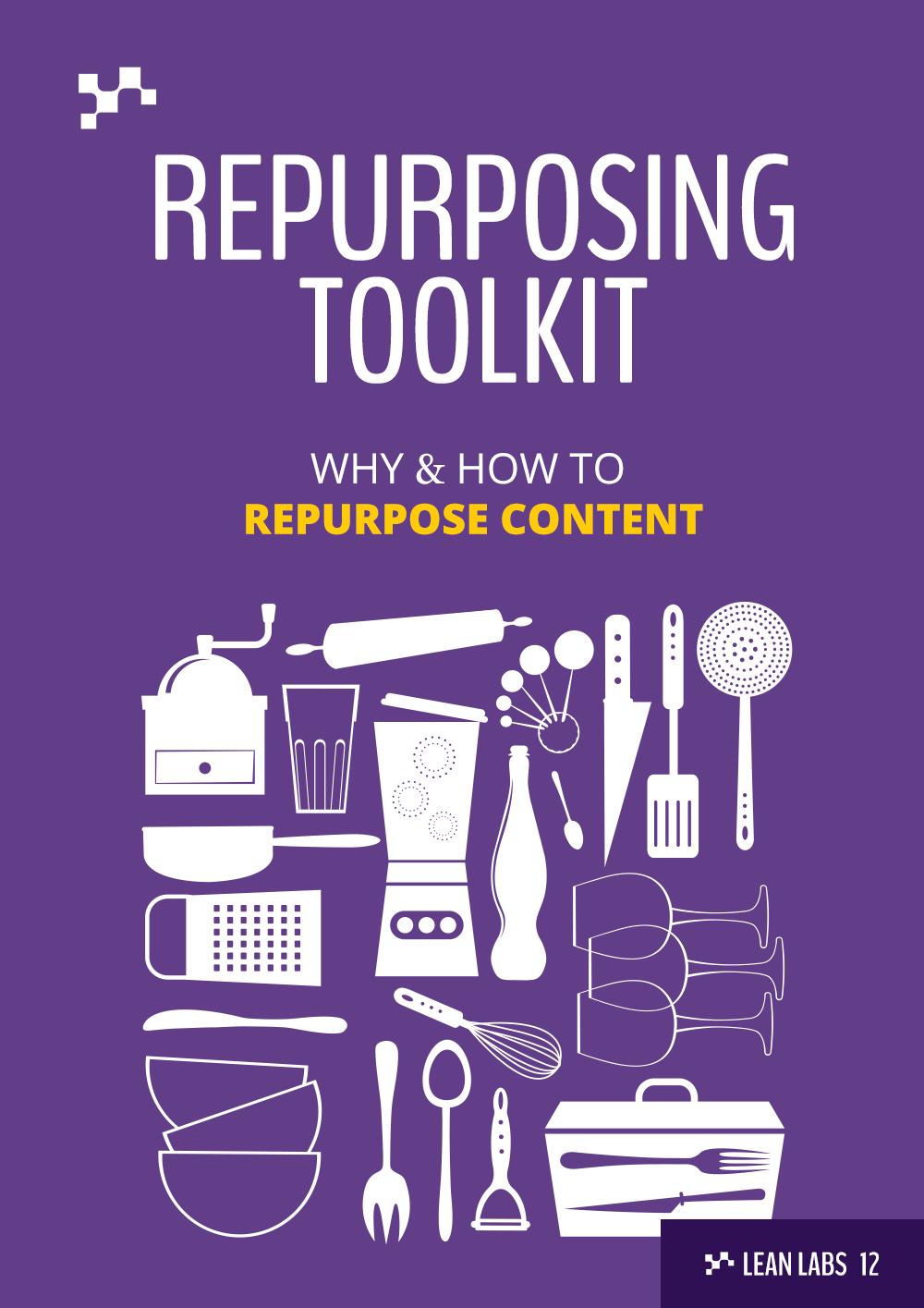 Repurposing Toolkit