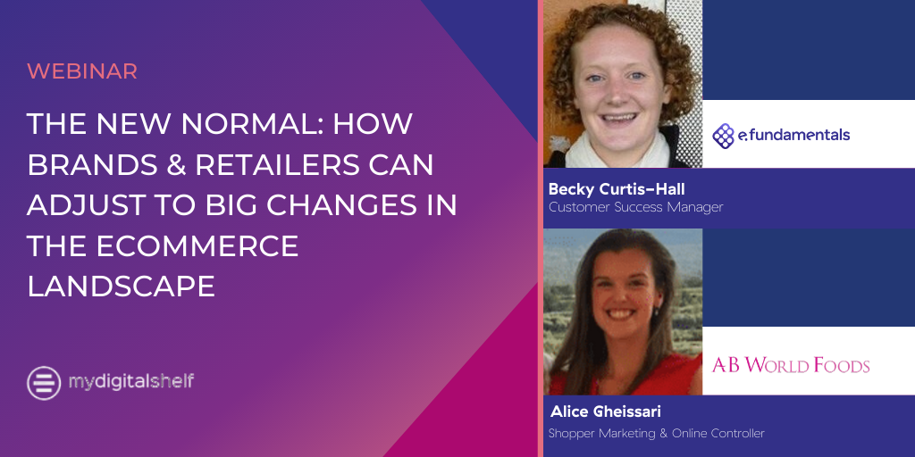 Watch our latest webinar on big changes to the retail ecommerce landscape