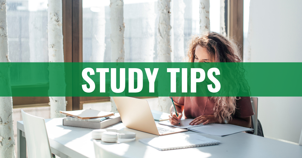 Study Tips Insert