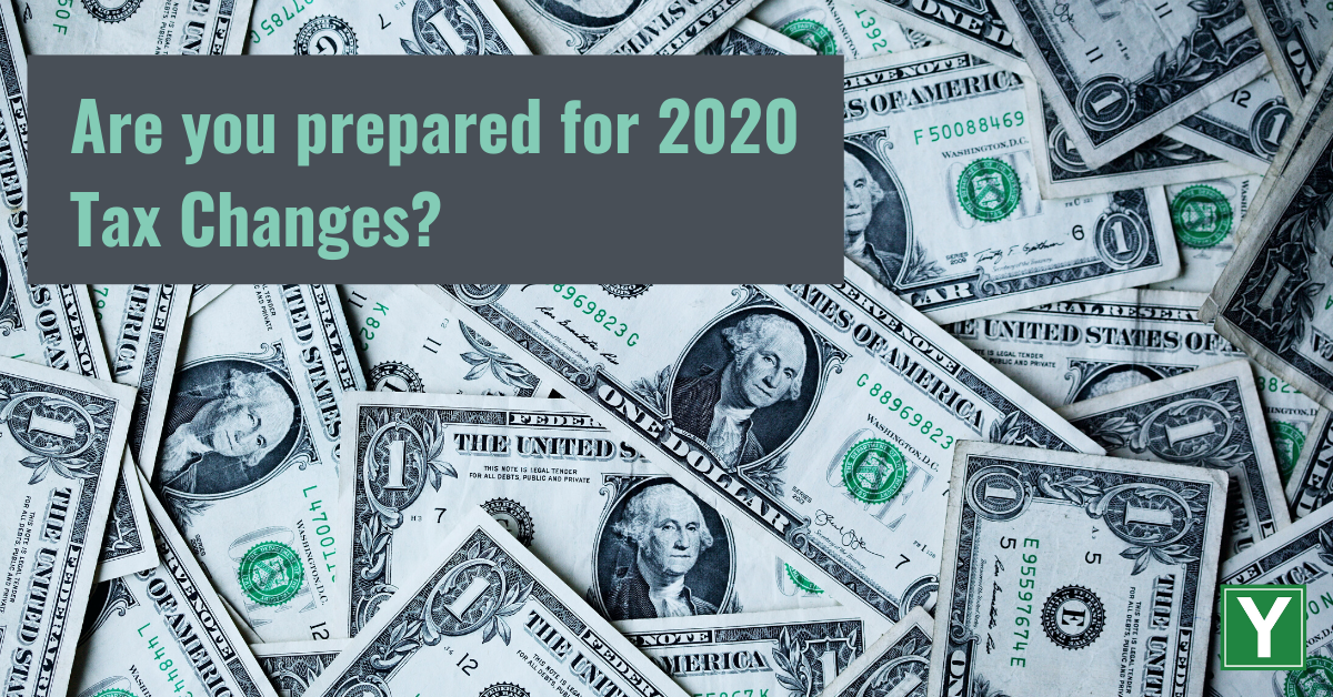 Tax Changes 2020 Blog