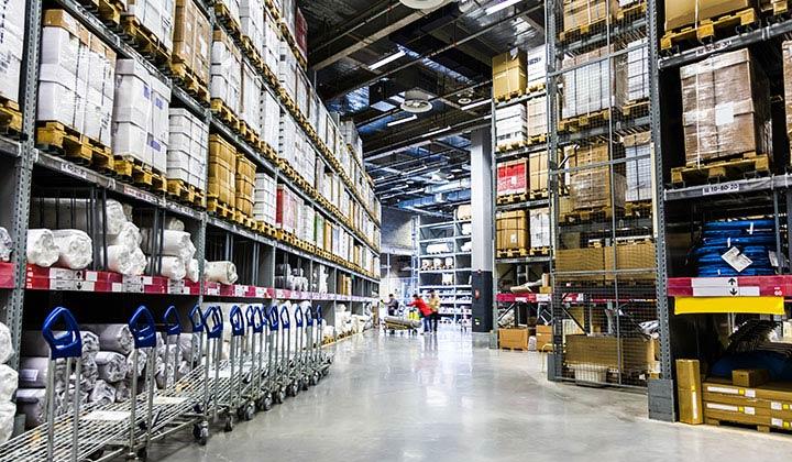 Logística 3PL industria de consumo masivo