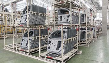Logística 3PL industria automotriz