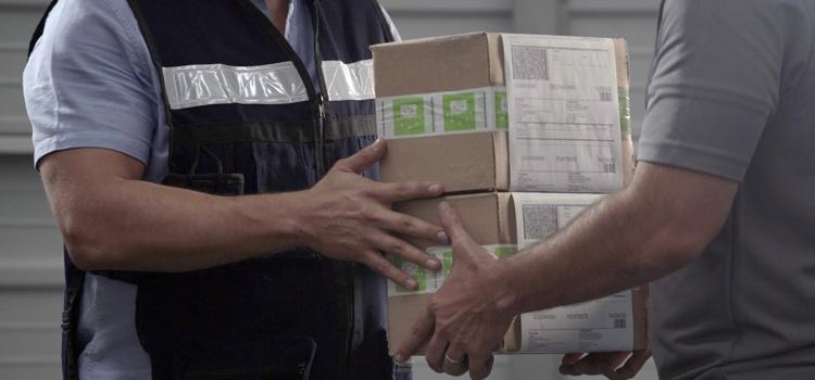 Almacenaje industria e-commerce