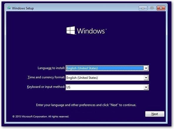 Windows 10 – Einrichtung
