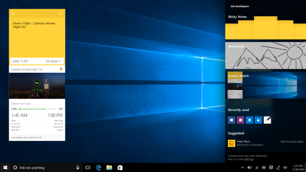 Notification Center Windows 10