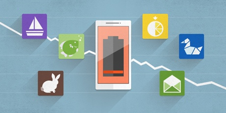 Top 10 Apps that Kill your Android Phone's Battery