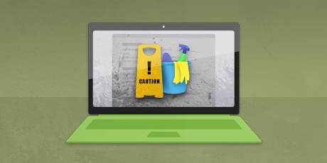 Why cleaning your browser makes it safer