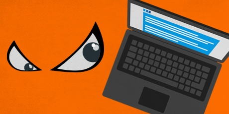 Is your partner spying on your with a keylogger?