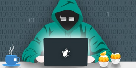 Have You Ever Chatted With a Hacker Within a Virus?