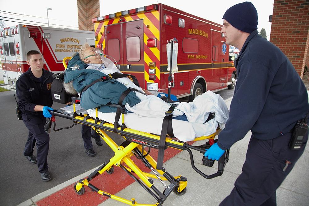 Emergency Stroke Care