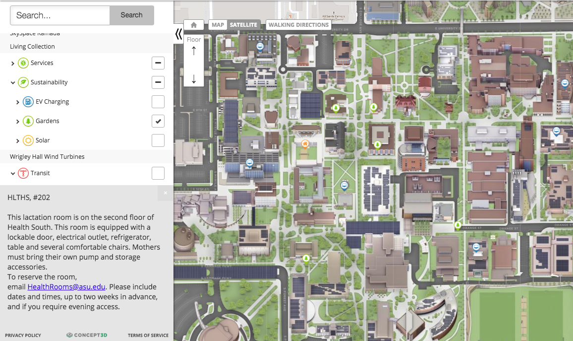 How Campus Maps and Virtual Tours Impact 4 Current Best Practices in Higher Ed Marketing