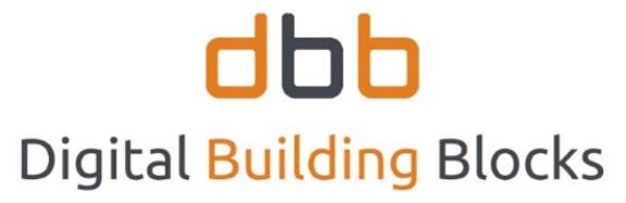 Digital building blocks