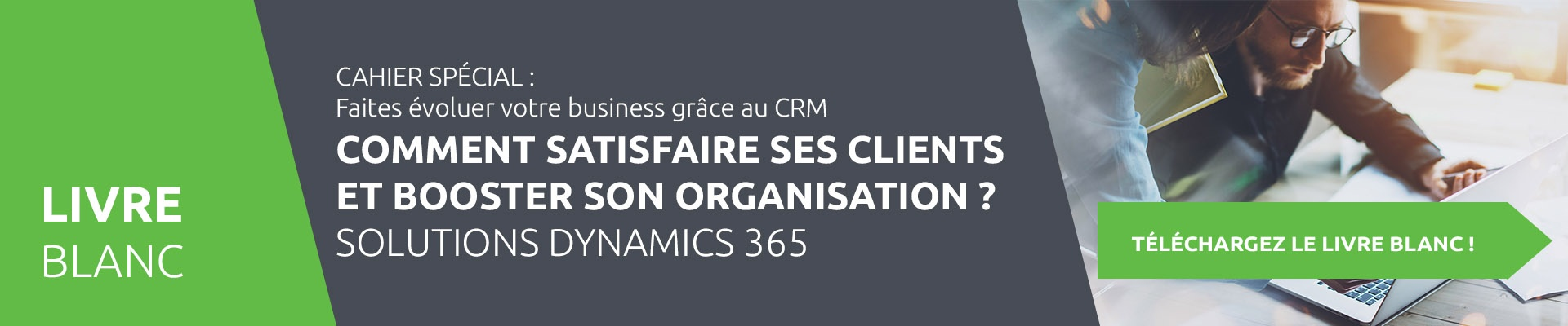 Rencontre Microsoft : Augmenter la pertinence de vos action avec Dynamics 365