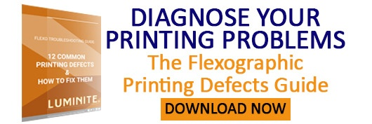 Flexo Printing Defects Diagnostic Chart & Troubleshooting Guide