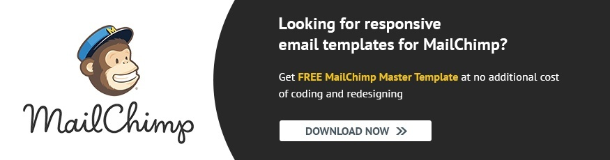 The MailChimp Master Template from the Monastery|Email Monks