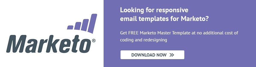 Marketo Master Template Monks Newest Offering - Marketo email templates