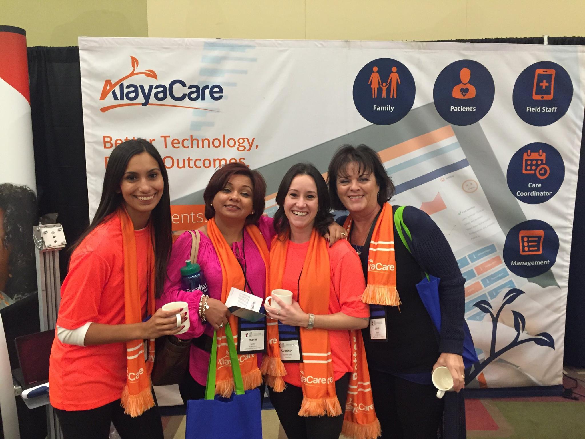 AlayaCare - 2015 Home Care Summit