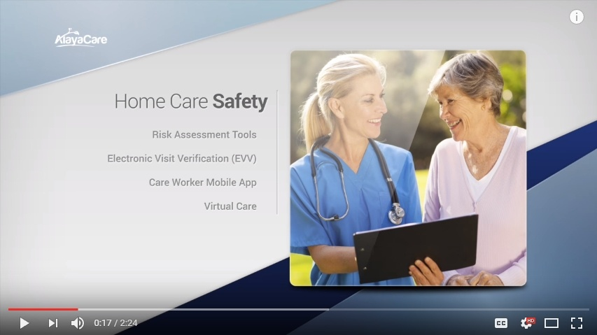 Enhancing Home Healthcare Safety | AlayaCare Home Care Software