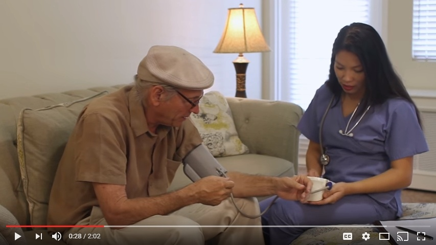 Remote Patient Monitoring Solution - AlayaCare Home Software