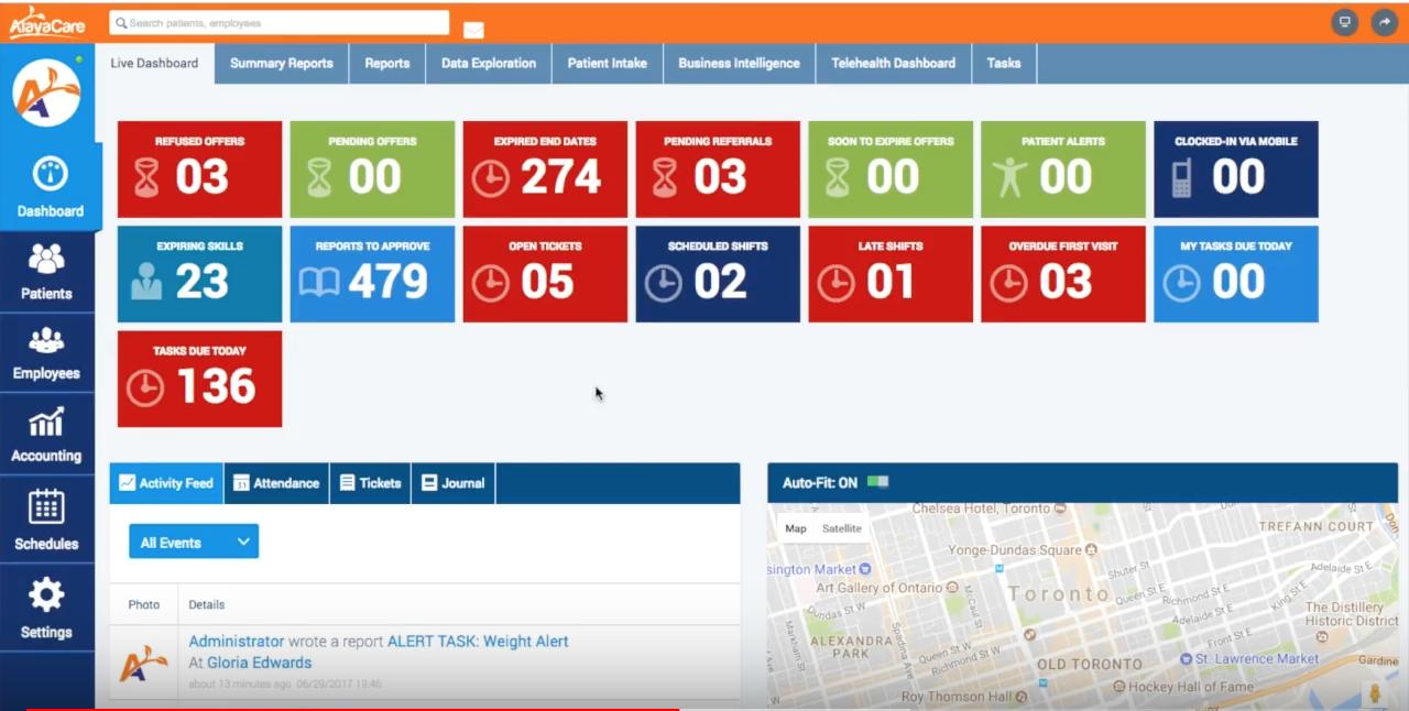 HR Solution | AlayaCare Home Care Software