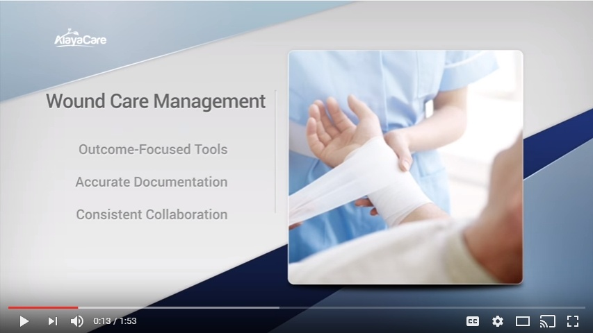 Wound Care Management - AlayaCare Home Software