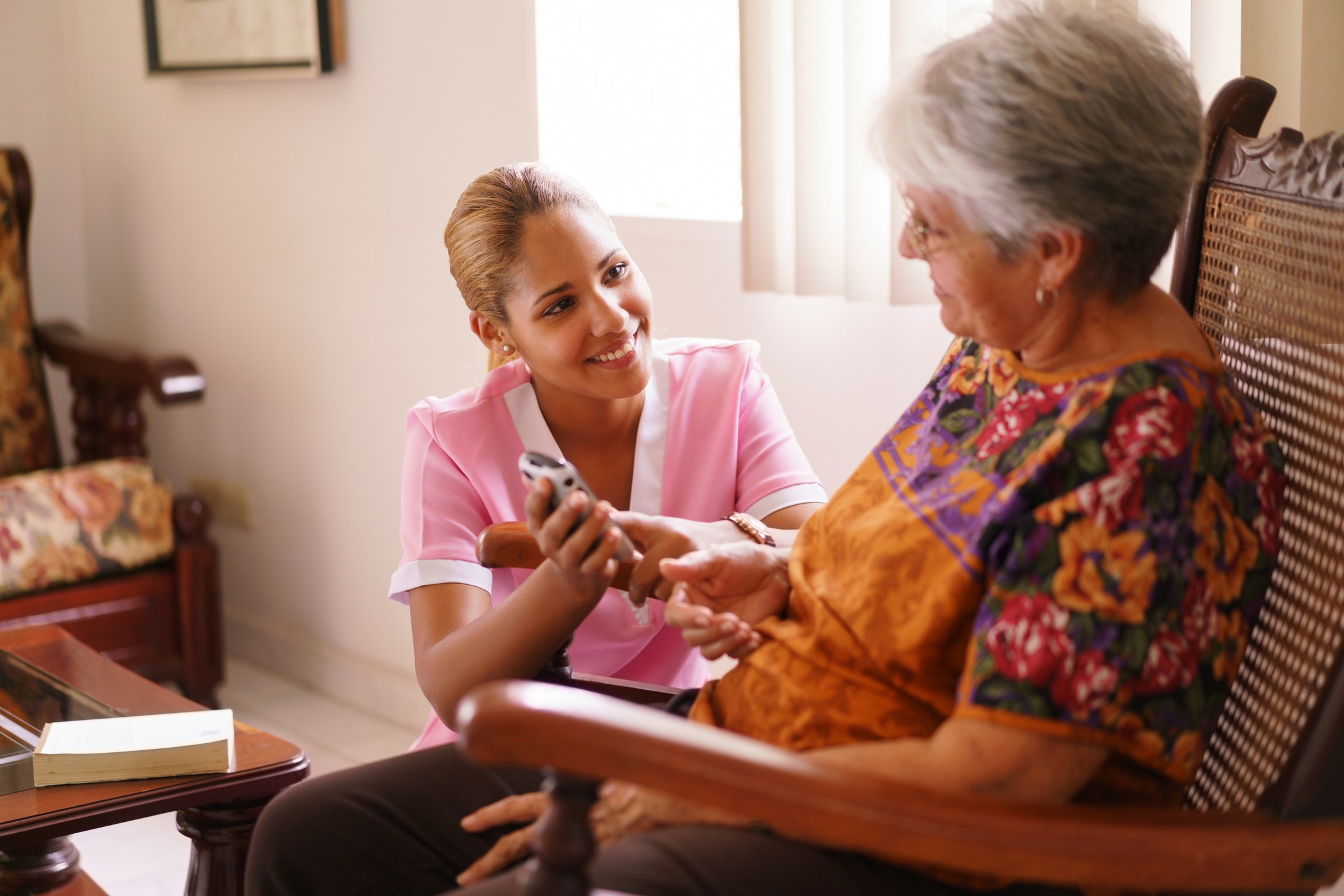 How Innovation Empowers Home Care Clinical Staff