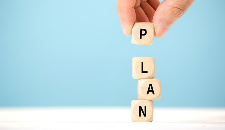 Plan and visualize a few critical tasks each day