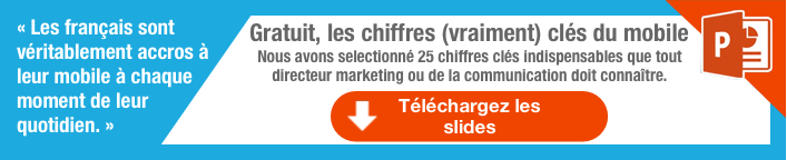 The French are addicted: Download the mobile numbers!