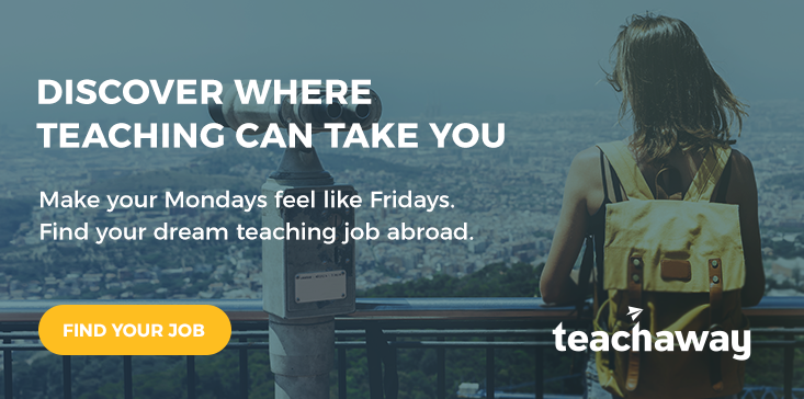 Can I teach English abroad without knowing the local