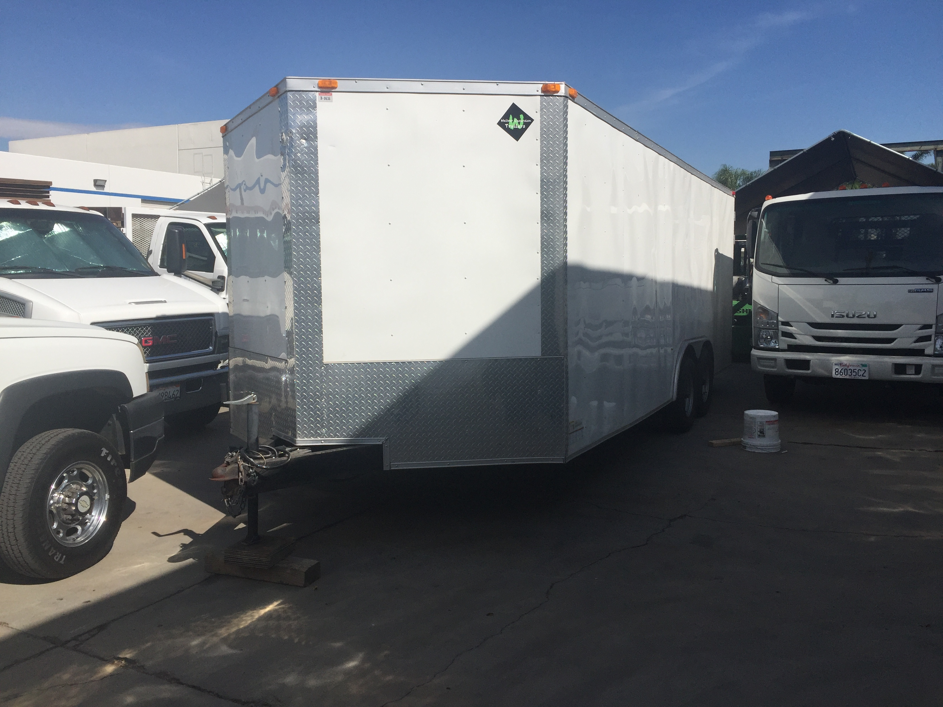Protect your trailer against theft   follow my tips to guard