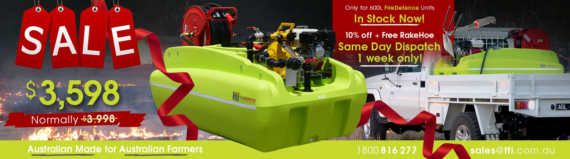 fire defence tti sales catalogue fire fighting equipment tank tanks trailers australia summer deals 2018 on sale