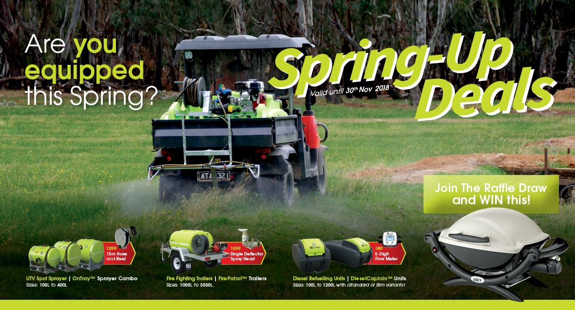 winter deals, winter 2018, australia, low prices, best deals, lads, local active dealer, tti sales catalogue, spray equipment, diesel transport equipment, tank, tanks, trailers,