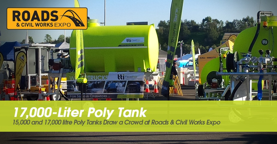 hs-blog-2018-15,000-and-17,000-litre-Poly-Tanks-Draw-a-Crowd-at-Roads-&-Civil-Works-Expo