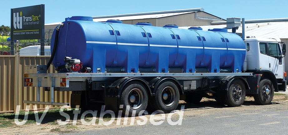 6 Reasons Why Poly Tanks are Ideal for Transporting Liquid Fertiliser by Trans Tank International TTi