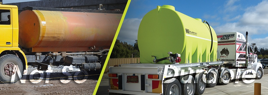 4 Reasons Why Poly Tank Is Better Than Steel Tank, AquaTrans, AquaMove, Transport Tanks by TTi