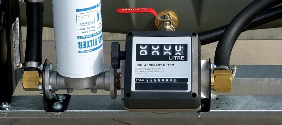 Advantages of a Poly Diesel Tank - Diesel Tank by TTi