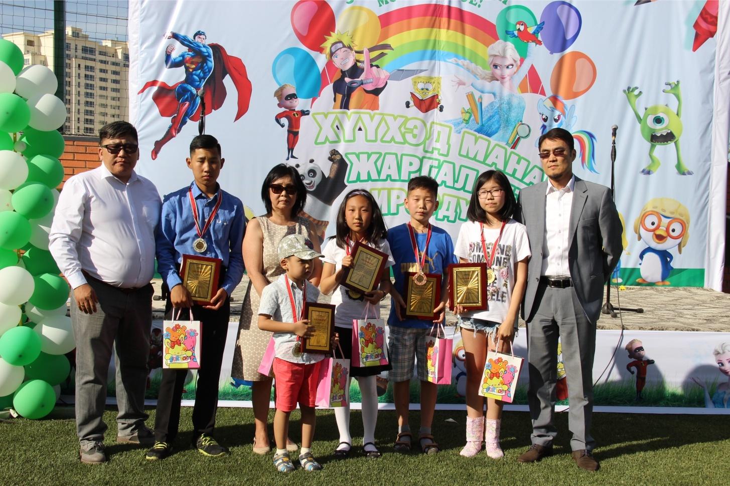 NCD group эх үрсийн баярын өдөр хүүхдийн эрхийг хамгаалах өдөр
