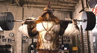 Russ Klein Subservient Chicken